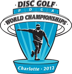 2012 PDGA World Championships in Charlotte NC