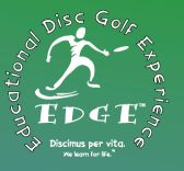 CDGC supports EDGE - Educational Disc Golf Experience